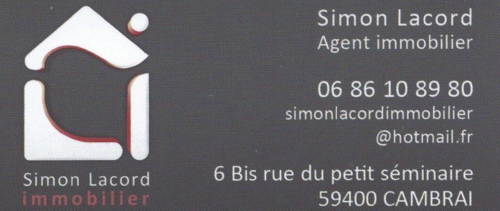CV LACORD Immobilier bandeau