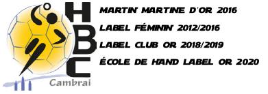 HandBall Club de Cambrai